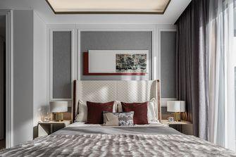 110平米三法式风格卧室设计图