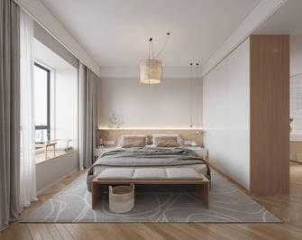 20万以上三日式风格卧室装修案例