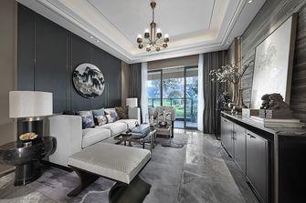140平米四室一厅中式风格客厅欣赏图