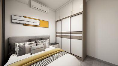 100平米三室一厅中式风格卧室效果图