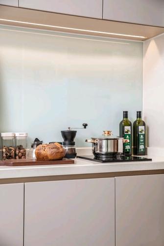 60平米一室一厅现代简约风格厨房装修效果图