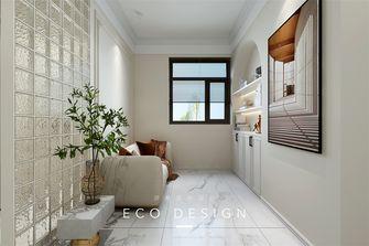 富裕型140平米三室两厅法式风格玄关欣赏图
