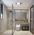 豪华型140平米四现代简约风格卫生间图片