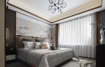 豪华型120平米三室两厅中式风格卧室装修效果图