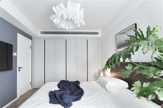 5-10万70平米北欧风格卧室装修效果图