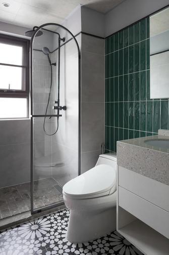豪华型140平米四室两厅现代简约风格卫生间图片大全