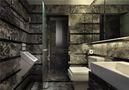 60平米公寓轻奢风格卫生间装修效果图