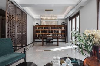 富裕型120平米三室两厅中式风格餐厅装修效果图