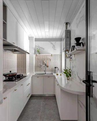 10-15万110平米三室一厅北欧风格厨房装修案例