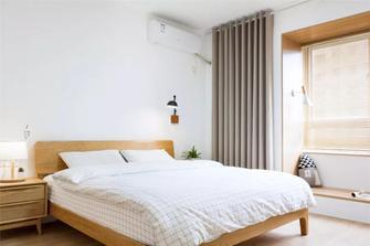 10-15万120平米三室两厅日式风格卧室欣赏图