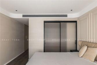20万以上140平米三法式风格卧室欣赏图