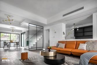 经济型140平米四室两厅法式风格餐厅设计图