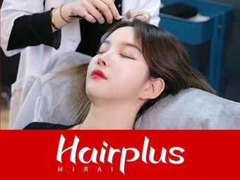 美丝珈Hairplus日式轻增发(苏宁店)