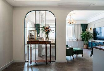 100平米三室一厅欧式风格客厅设计图