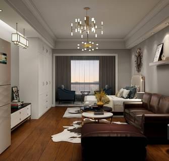 40平米小户型现代简约风格客厅图片