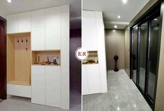 经济型100平米三室两厅现代简约风格玄关图片大全