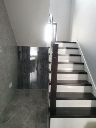 20万以上140平米复式现代简约风格楼梯间装修图片大全