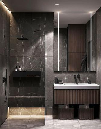 经济型80平米现代简约风格卫生间装修效果图