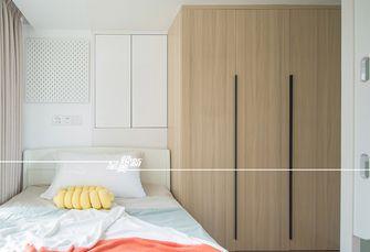 80平米三室两厅日式风格青少年房图