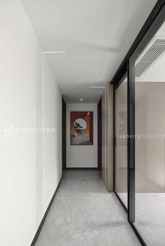 20万以上120平米三室两厅现代简约风格楼梯间装修案例