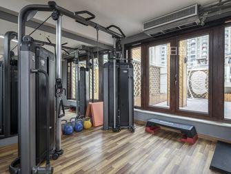 140平米复式中式风格健身房欣赏图