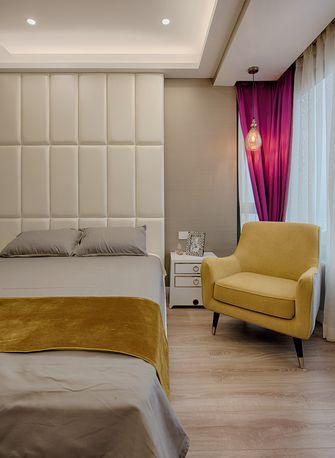 140平米四室一厅英伦风格卧室图