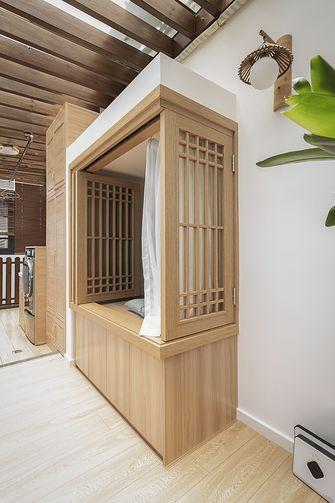 富裕型90平米三室两厅日式风格其他区域欣赏图