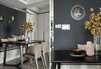 富裕型140平米四室两厅北欧风格餐厅图片