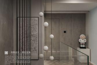 3-5万140平米四室两厅混搭风格楼梯间装修图片大全