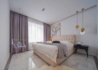 豪华型140平米三室两厅轻奢风格卧室图片