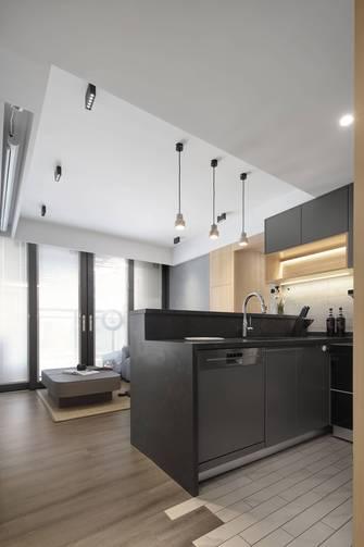 经济型40平米小户型现代简约风格厨房图片大全
