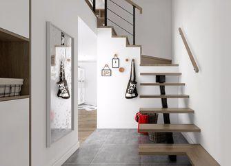 豪华型140平米复式混搭风格楼梯间装修图片大全