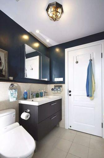 经济型90平米美式风格卫生间装修图片大全