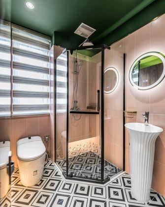 120平米三室两厅欧式风格卫生间图片