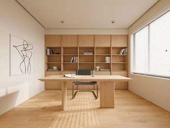 90平米日式风格书房欣赏图