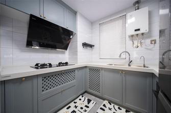 140平米四美式风格厨房装修效果图