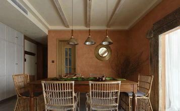 豪华型140平米复式东南亚风格餐厅图片