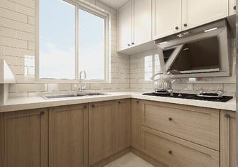 经济型50平米小户型日式风格厨房装修案例