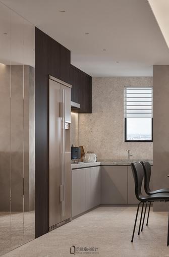 140平米三室三厅欧式风格厨房装修案例