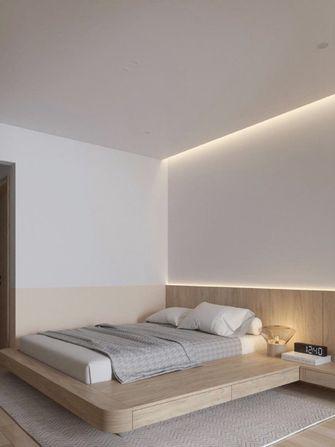 5-10万80平米一室两厅日式风格卧室设计图