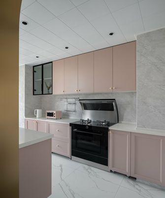 10-15万100平米三室一厅欧式风格厨房欣赏图
