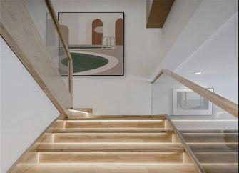 经济型30平米小户型现代简约风格楼梯间图