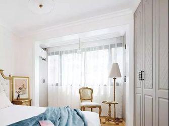 经济型40平米小户型法式风格卧室装修案例