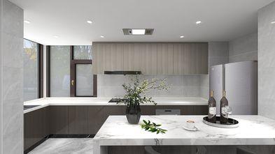 15-20万140平米四室两厅混搭风格厨房欣赏图