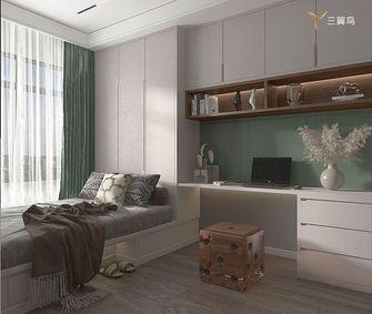 10-15万140平米四室两厅中式风格卧室图片