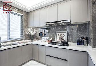 富裕型140平米四室两厅北欧风格厨房装修效果图