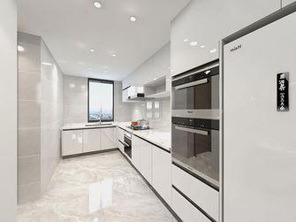 60平米一室两厅美式风格厨房装修案例