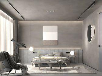 140平米四工业风风格卧室图片