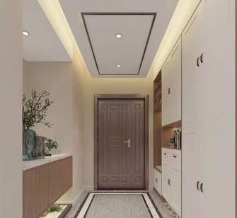 130平米三室两厅中式风格玄关图
