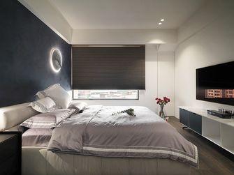 20万以上100平米三室两厅工业风风格卧室图片